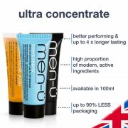 men-ü Matt Pack (3 produkter)