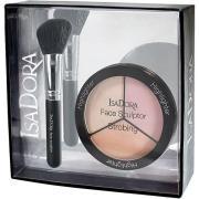 Face Sculptor Strobing Gift Pack  18g IsaDora Makeup Set