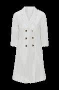 Skjortekjole viEnrica 3/4 Midi Dress