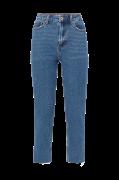 Jeans onlEmily HW ST Raw Crp Ank
