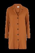 Kjole viAbota L/S Long Blazer Dress