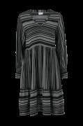 Kjole viExo L/S Dress
