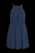 Kjole viMicada S/L Short Dress