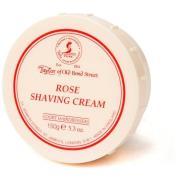Taylor of Old Bond Street Rose Shaving Cream Bowl 150 g